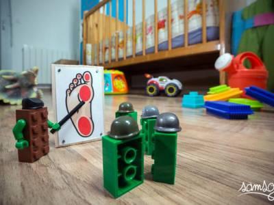 Jeu et petite enfance (recherche en cours)